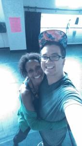 Me and Nia